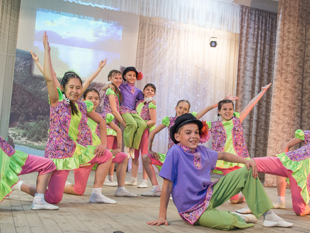Финал VII муниципального детского вокального конкурса исполнителей русской народной песни «Живая нит