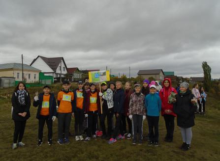 Белорецкие школьники – участники Чистых игр