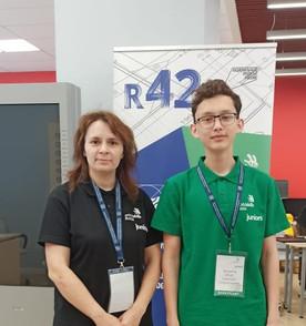 Соревнование на право участие в Финале IX Национального чемпионата «Молодые профессионалы»