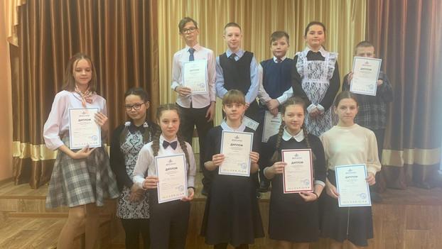 Муниципальный тур X Всероссийского конкурса юных чтецов                          «Живая классика»