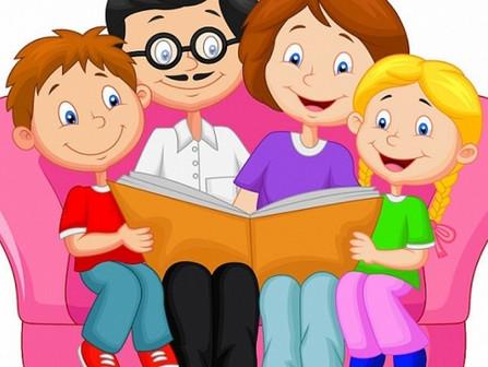 Муниципальный этап республиканского конкурса «Читающие родители – читающие дети»