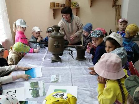 Туристско-краеведческий слёт, посвященный Международному дню защиты детей