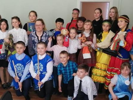 Финишировал Фольклорно-этнографическом фестиваль «Истоки»