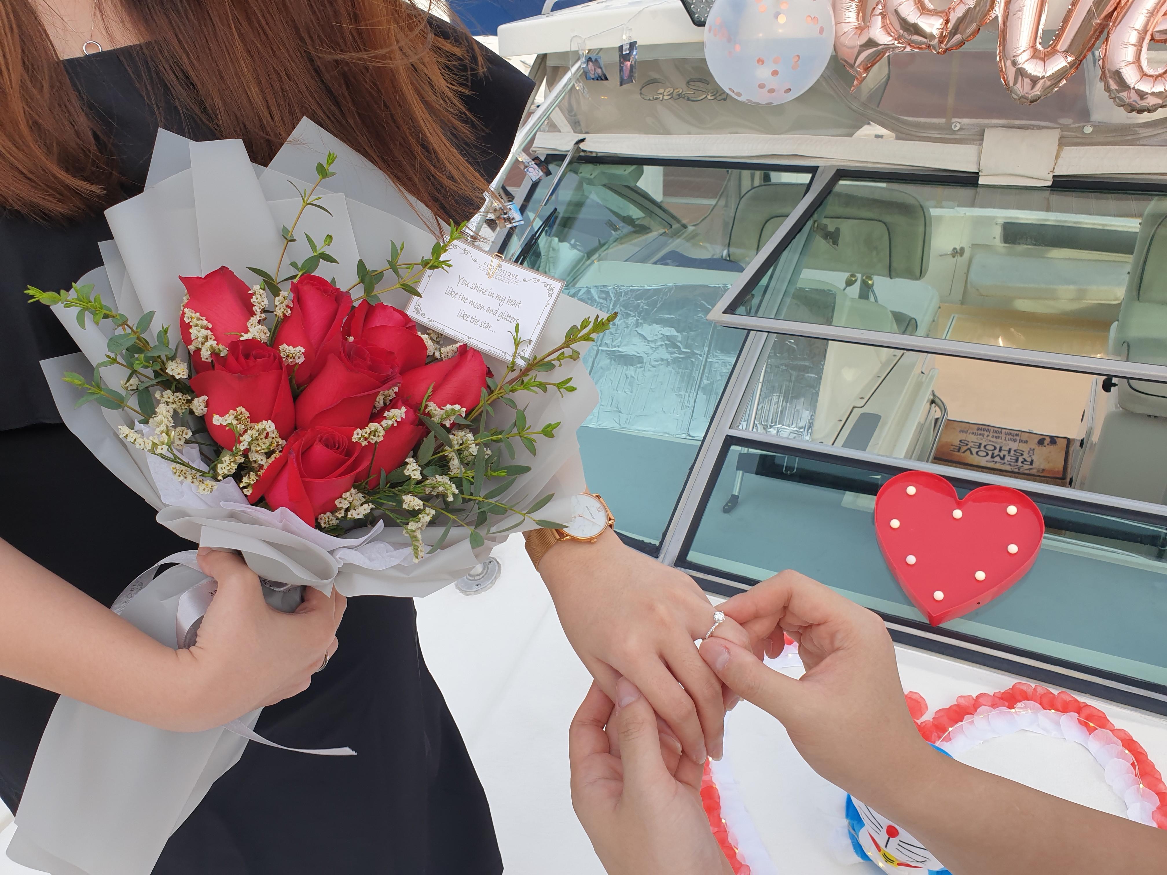 Wedding Proposal (Fri-Sun/PH)