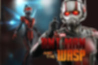 Antman and th Wasp Trailer