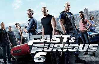 Fast & Fusrious 6 Trailer