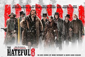 The Hateful 8 Trailer