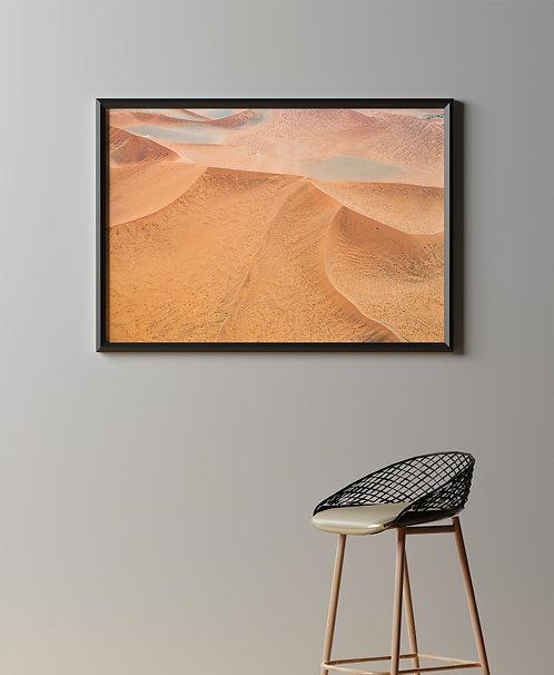 """""""PEACH PLANET"""" – Photo Print"""