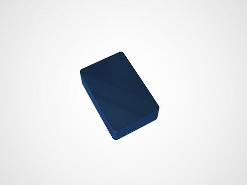 Hammond 1590B3 Cobalt Blue (1590B3CB)