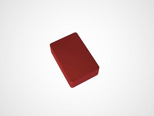 Hammond 1590B3 Red (1590B3RD)