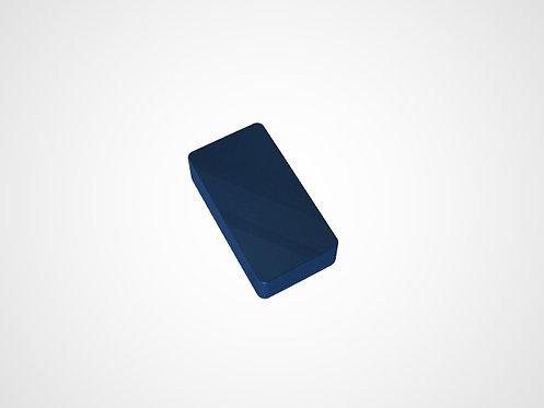 Hammond 1590B Cobalt Blue (1590BCB)