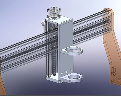 """Z-Axis kit for 65mm """"Chinese Spindle"""""""