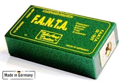 F.A.N.T.A. Speaker Emulator
