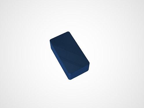 Hammond 1590BS Cobalt Blue (1590BSCB)