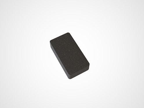 Hammond 1590B Black (1590BBK)