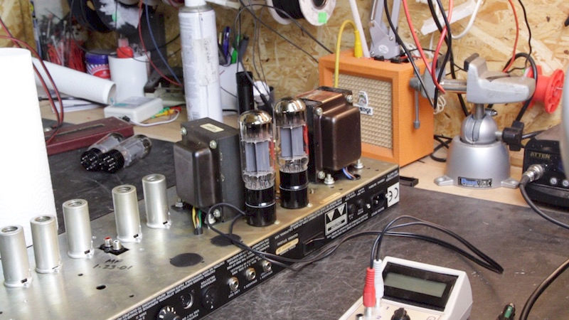 Tube Amp Maintenance