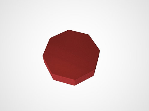 Hammond 1590STPC Red (1590STPCRD)