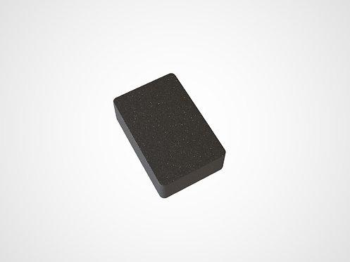 Hammond 1590B3 Black (1590B3BK)