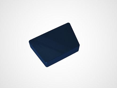 Hammond 1590TRPC Cobalt Blue (1590TRPCCB)