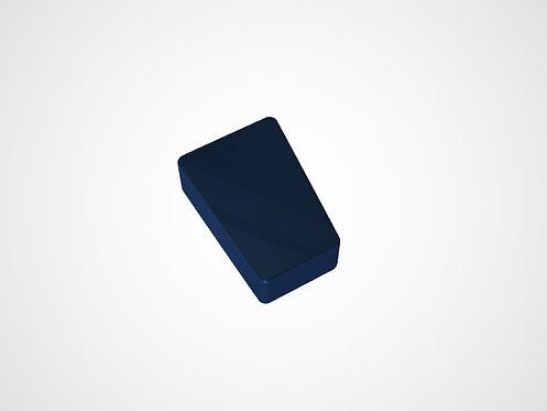 Hammond 1590TRPB Cobalt Blue (1590TRPBCB)