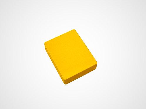 Hammond 1590BB Yellow (1590BBYL)