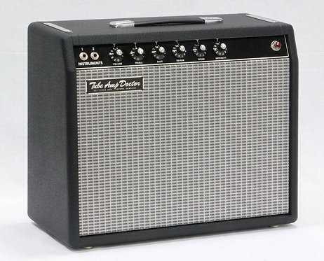 "TAD Blackface 14 Reverb with 12"" Jensen C12Q, AA1164 Style"