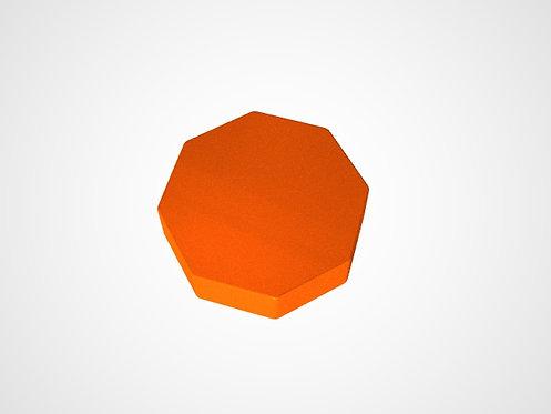 Hammond 1590STPC Orange (1590STPCOR)