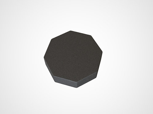 Hammond 1590STPC Black (1590STPCBK)