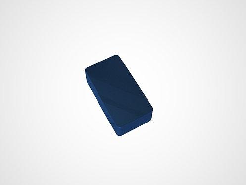 Hammond 1590B2 Cobalt Blue (1590B2CB)