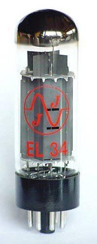EL34 JJ Electronic