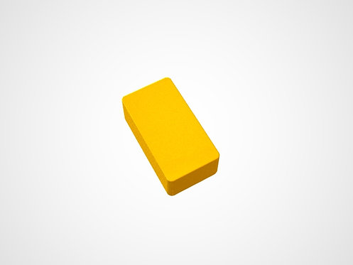 Hammond 1590BS Yellow (1590BSYL)