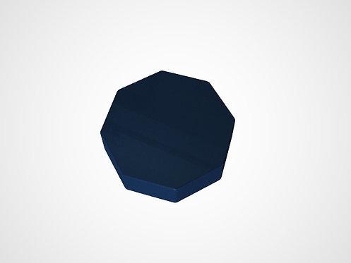 Hammond 1590STPC Cobalt Blue (1590STPCCB)