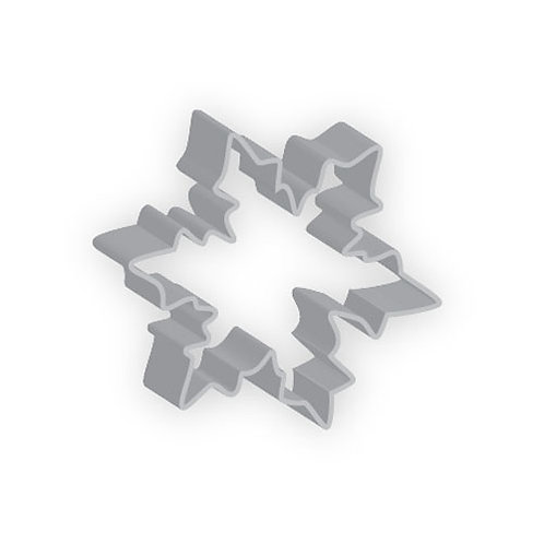 """3.5"""" Snowflake Cookie Cutter"""