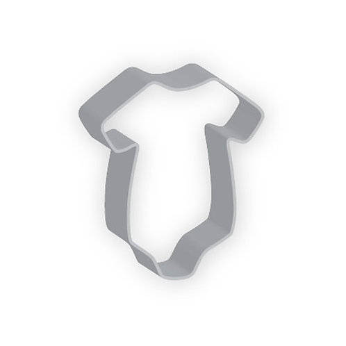 "4"" Onesie Cookie Cutter"