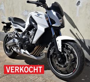 Honda CB650Fa 2016