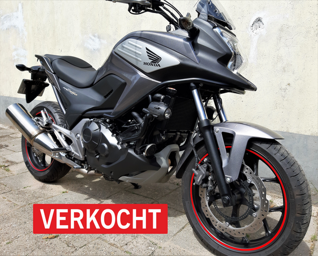 Honda NT750X ABS 2016