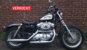 Harley Davidson XLH883 Sportster 1993