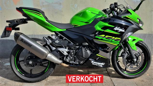 Kawasaki Ninja 400 ABS 2019