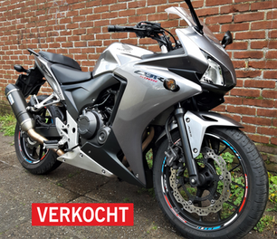 Honda CBR500R ABS 2014