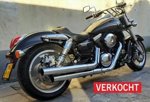 Kawasaki Mean Streak VN 1500 2002