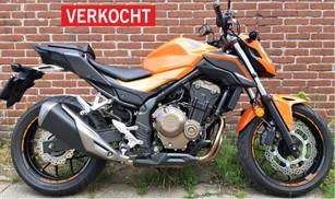 Honda CB500FA 2018