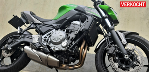 Kawasaki Z650 35kw 2019