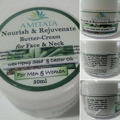 Nourish & Rejuvenate Butter-Cream