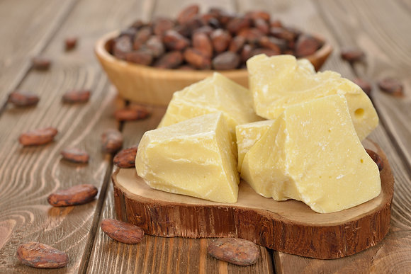 Fair-trade Raw Cocoa Butter