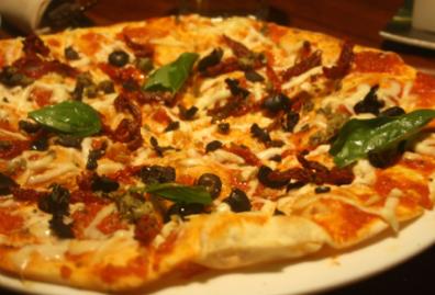 KETO - pizza