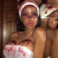 Halloween was Littttt!!!! #makeup and #s