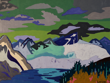 Glacier Alpine