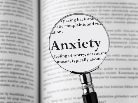 Anxiety Can Cause Difficulty Swallowing