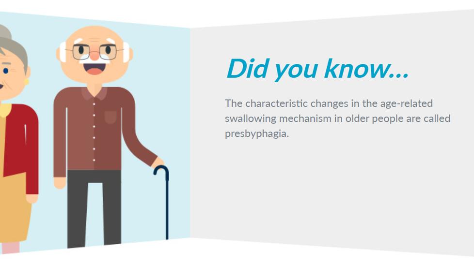 Presbyphagia: A Closer Look
