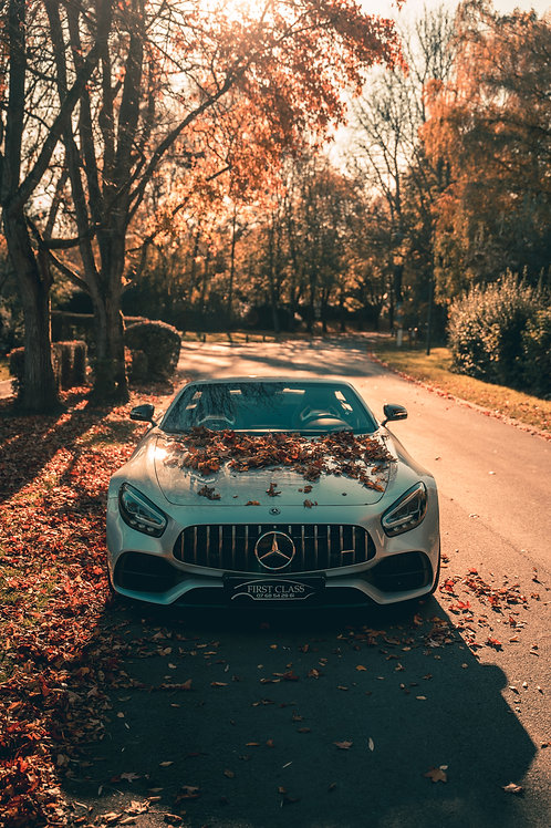Mercedes AMG GT-C   A partir de